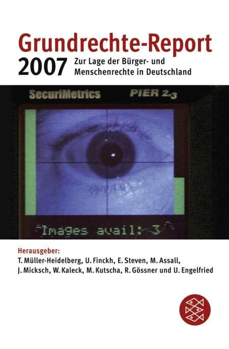 Grundrechte-Report 2007 Cover