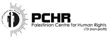 V Palestinian Center of Human Rights PCHR
