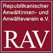 O RAV Rechtsanwältinnen und Rechtsanwälte für Demokratie und Menschenrechte