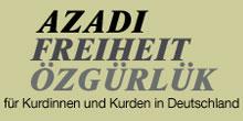 U C AZADI – Rechtshilfefonds für Kurdinnen und Kurden e.V.