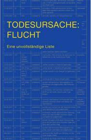 TODESURSACHE_FLUCHT